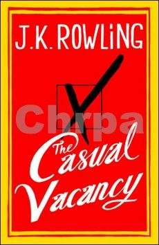 XXL obrazek J. K. Rowling: The Casual Vacancy