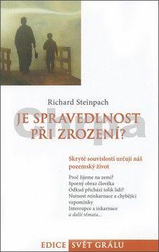 Richard Steinpach: Je spravedlnost při zrození cena od 99 Kč