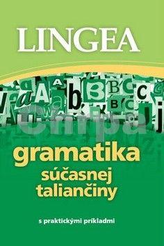 Lingea Gramatika súčasnej taliančiny cena od 133 Kč