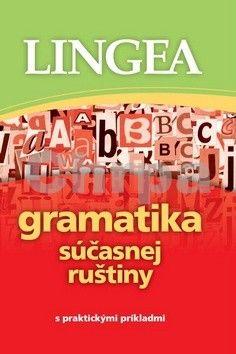 Lingea Gramatika súčasnej ruštiny cena od 133 Kč