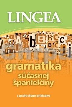 Lingea Gramatika súčasnej španielčiny cena od 132 Kč