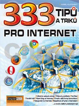 Karel Klatovský: 333 tipů a triků pro internet cena od 198 Kč