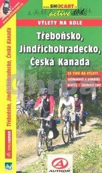 SHOCART Třeboňsko, Jindřichohradecko, Česká Kanada cena od 128 Kč