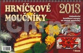 DONA Hrníčkové moučníky 2013 stolní kalendář cena od 25 Kč