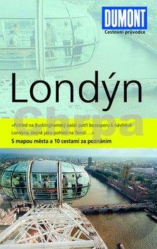 Annette Kossow: Londýn - Průvodce s mapou města a 10 cestami za poznáním cena od 299 Kč