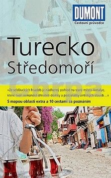 Turecko Středomoří/DUMONT cena od 94 Kč