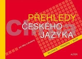 Lenka Bradáčová: Přehledy českého jazyka cena od 68 Kč
