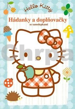 Bjaerge Bettina: Hello Kitty - Knížka hádanek se samolepkami cena od 39 Kč