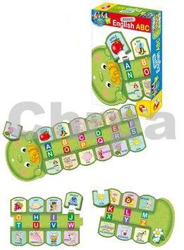 EPline Baby genius abeceda english cena od 163 Kč