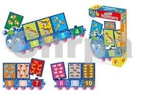 EPline Baby genius čísla cena od 137 Kč