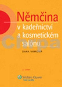 Dana Vimrová: Němčina v kadeřnictví a kosmetickém salónu cena od 147 Kč