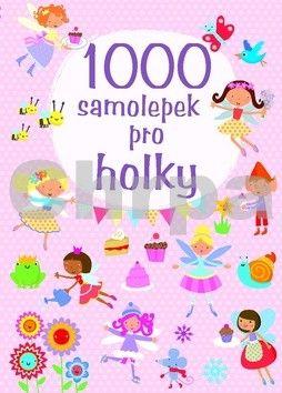 1000 samolepek pro holky cena od 249 Kč