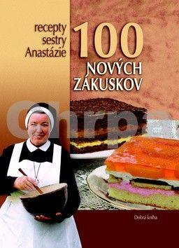 Anastazja Pustelnikova: 100 nových zákuskov cena od 176 Kč