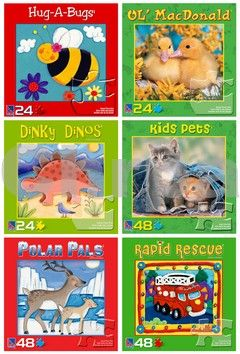 EPline Puzzle baby cena od 29 Kč