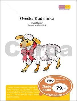 Eva Bešťáková: Ovečka Kudrlinka cena od 56 Kč