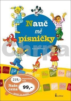 Edita Plicková: Nauč mě písničky cena od 62 Kč