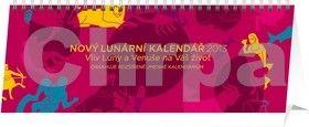 PRESCOGROUP Nový lunární kalendář - stolní kalendář 2013 cena od 20 Kč