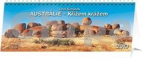 PRESCOGROUP Austrálie Leoš Šimánek - stolní kalendář 2013 cena od 20 Kč
