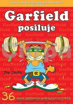 Jim Davis: Garfield posiluje (č. 36) cena od 65 Kč