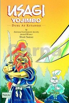 Stan Sakai: Usagi Yojimbo 17: Souboj v Kitanoji cena od 169 Kč