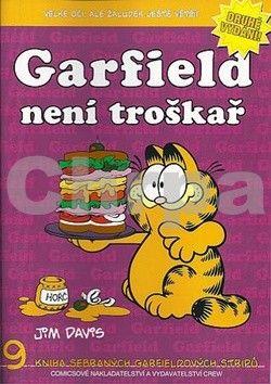 Jim Davis: Garfield není troškař cena od 70 Kč
