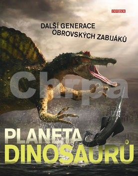 Darren Naish, Cavan Scott: Planeta dinosaurů cena od 404 Kč