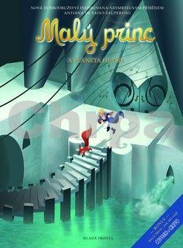 Diane Fayolle, Guillaume Dorison: Malý princ a Planeta hudby cena od 146 Kč