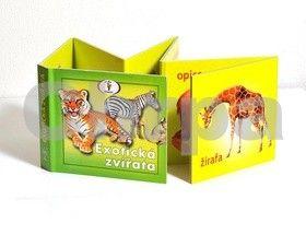 Šikulka Exotická zvířata cena od 28 Kč