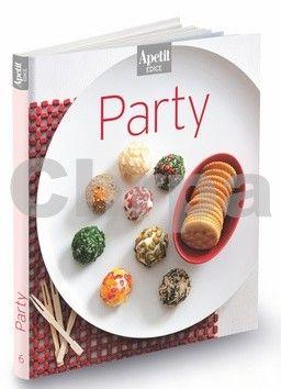 redakce časopisu Apetit: Party (Edice Apetit) cena od 216 Kč