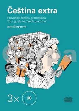 Jana Harperová: Čeština extra - Průvodce českou gramatikou A1 – 3 CD