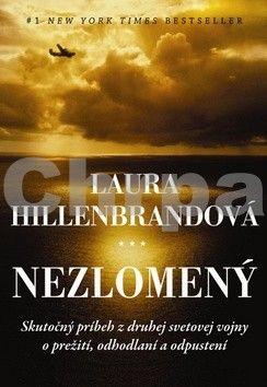 Laura Hillenbrand: Nezlomený cena od 277 Kč