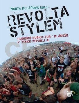 Marta Kolářová: Revolta stylem cena od 188 Kč