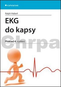 Ralph Haberl: EKG do kapsy - Překlad 4. vydání cena od 296 Kč