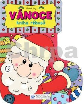 Vánoce kniha rébusů cena od 0 Kč
