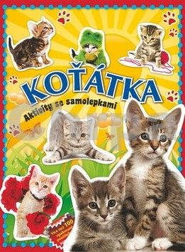 Svojtka Koťátka cena od 43 Kč