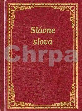 GEORG Slávne slová cena od 94 Kč