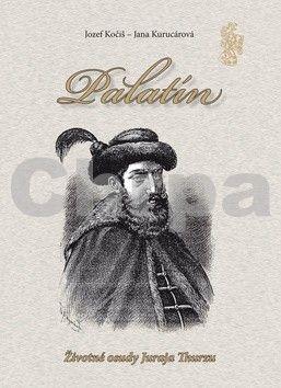 Jozef Kočiš: Palatín cena od 172 Kč