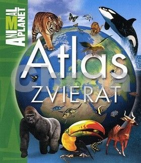 Jinny Johnson: Atlas zvierat cena od 281 Kč