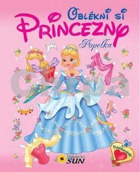 Oblékni si princezny Popelka cena od 64 Kč
