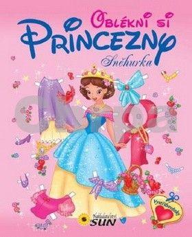 Oblékni si princezny Sněhurka cena od 64 Kč