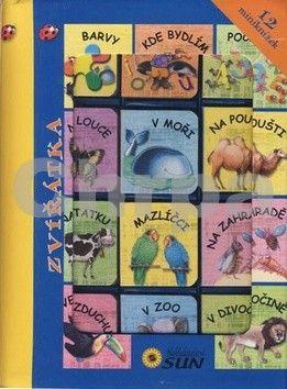 Grez M., Navarro J. L.: Zvířátka - Miniknihovna cena od 197 Kč