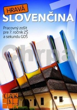 TAKTIK Hravá slovenčina 7 cena od 105 Kč