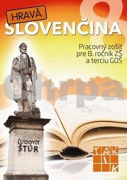 Hravá slovenčina 8 cena od 123 Kč