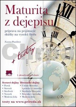 Zuzana Pravdová: Maturita z dejepisu cena od 193 Kč