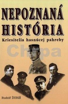 Rudolf Ďuriš: Nepoznaná historia cena od 105 Kč