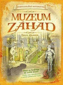David Glover: Muzeum záhad cena od 129 Kč