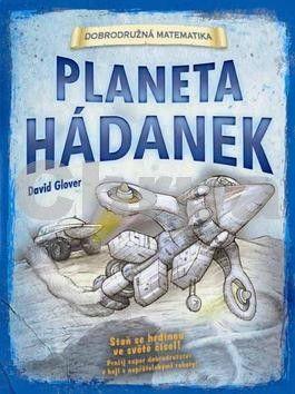 David Glover: Planeta hádanek cena od 36 Kč