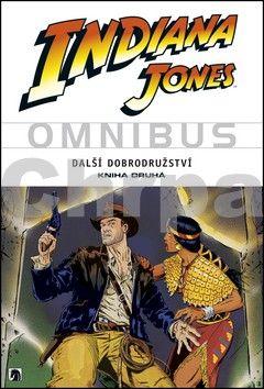 Larry Lieber: Indiana Jones - Omnibus - Další dobrodružství - kniha druhá cena od 620 Kč