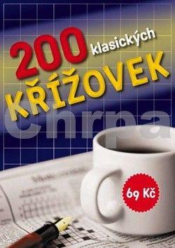XYZ 200 klasických křížovek cena od 46 Kč