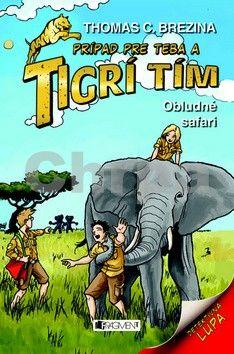 Thomas C. Brezina: Obludné safari cena od 145 Kč